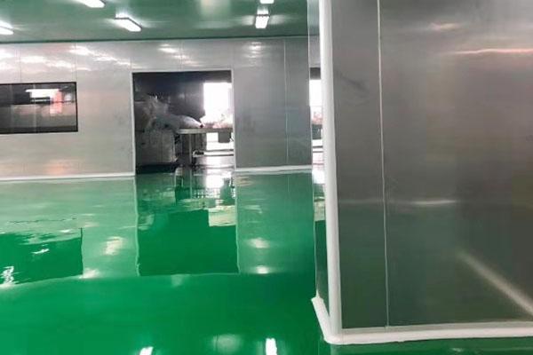 济南固化剂地坪的施工工工艺