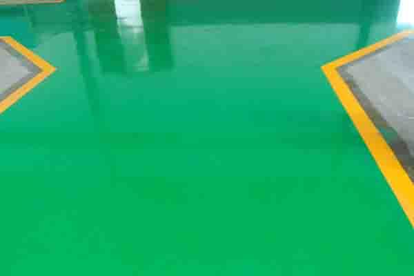 济南环氧树脂地坪的工程质量怎么检测