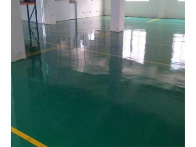 济南环氧地坪施工:正确的地坪漆施工工艺