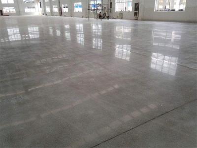 普通水泥地面和用混凝土密封固化剂处理的地面有什么不同?