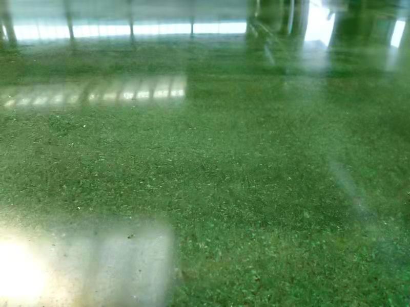 固化剂染色地坪