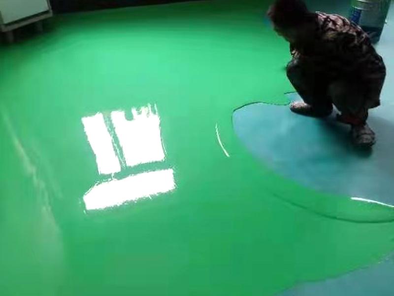 聚合物砂浆自流平