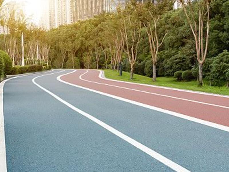 城市塑胶跑道