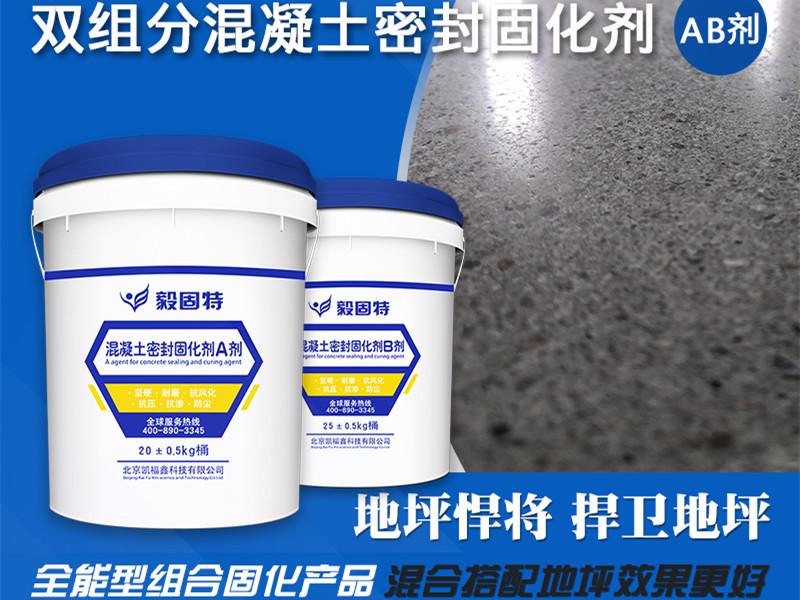 双组分混凝土密封固化剂 AB剂