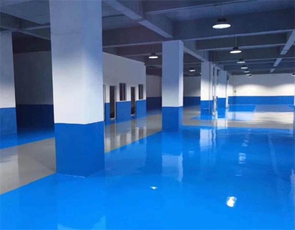 山东环氧地坪施工厂家提供具特色的地坪工程