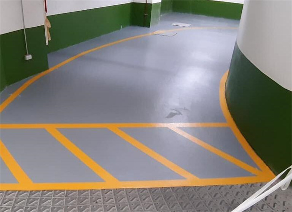 济南环氧地坪施工适用于非常多的领域和行业