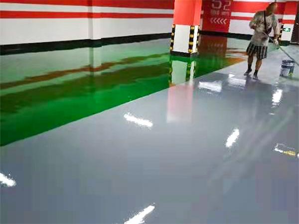 济南环氧地坪漆施工